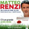 Renzi come Togliatti non vuole il bagno di folla a Roma?