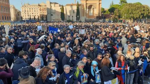 Sardine: riserva di senso per la democrazia?