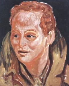 Rocco Scotellaro - Ritratto di Carlo Levi