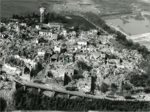 Il terremoto che il 23 novembre 1980 colpì la Basilicata e l'Irpinia